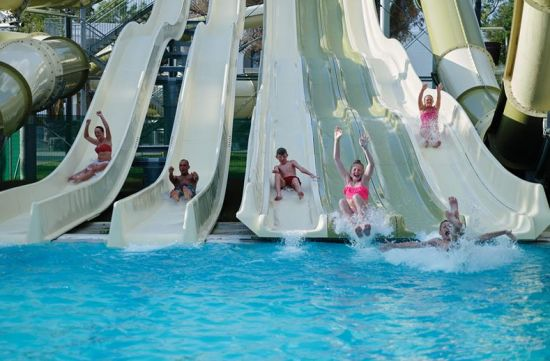 SPLASHWORLD Atlantica Akti Zeus - Kreta - Amoudara